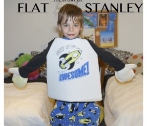Flat Stanley Front Cover JPG