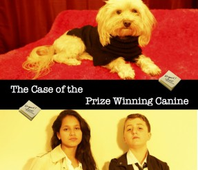 The Prize Canine Front Cover JPG